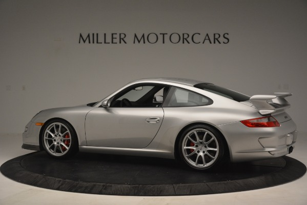 Used 2007 Porsche 911 GT3 for sale Sold at Alfa Romeo of Greenwich in Greenwich CT 06830 4