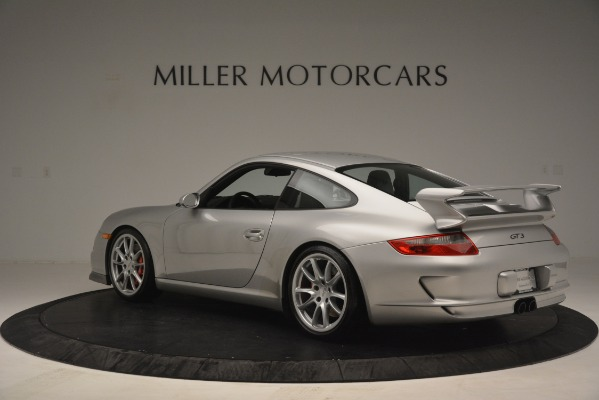 Used 2007 Porsche 911 GT3 for sale Sold at Alfa Romeo of Greenwich in Greenwich CT 06830 5