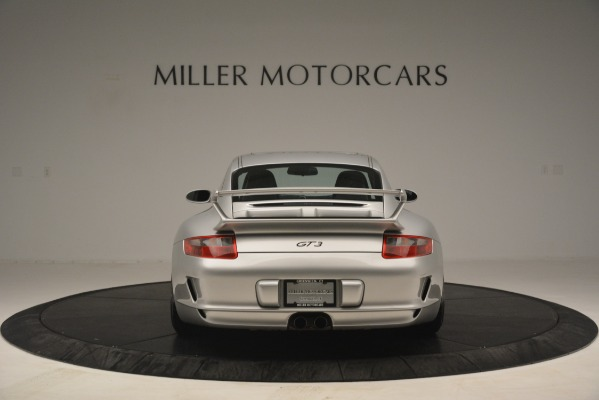 Used 2007 Porsche 911 GT3 for sale Sold at Alfa Romeo of Greenwich in Greenwich CT 06830 6