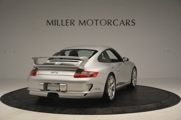 Used 2007 Porsche 911 GT3 for sale Sold at Alfa Romeo of Greenwich in Greenwich CT 06830 7