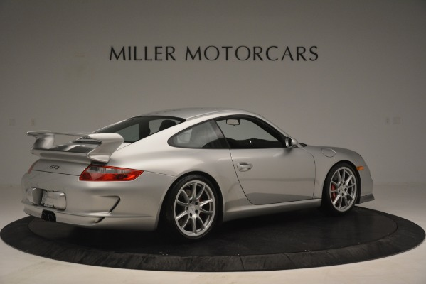 Used 2007 Porsche 911 GT3 for sale Sold at Alfa Romeo of Greenwich in Greenwich CT 06830 8