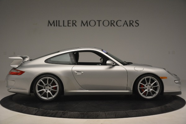 Used 2007 Porsche 911 GT3 for sale Sold at Alfa Romeo of Greenwich in Greenwich CT 06830 9