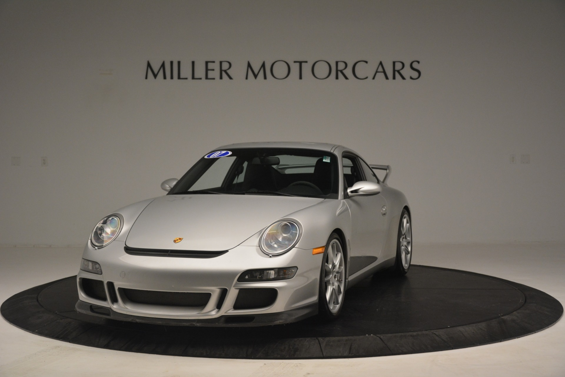 Used 2007 Porsche 911 GT3 for sale Sold at Alfa Romeo of Greenwich in Greenwich CT 06830 1