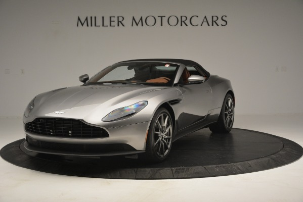 New 2019 Aston Martin DB11 V8 Convertible for sale Sold at Alfa Romeo of Greenwich in Greenwich CT 06830 12