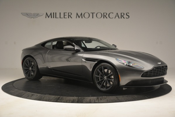 New 2019 Aston Martin DB11 V12 AMR Coupe for sale Sold at Alfa Romeo of Greenwich in Greenwich CT 06830 10
