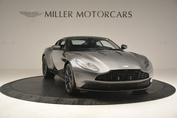 New 2019 Aston Martin DB11 V12 AMR Coupe for sale Sold at Alfa Romeo of Greenwich in Greenwich CT 06830 11