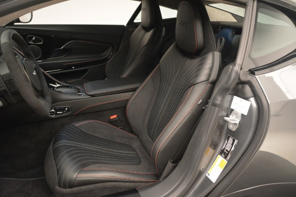 New 2019 Aston Martin DB11 V12 AMR Coupe for sale Sold at Alfa Romeo of Greenwich in Greenwich CT 06830 15