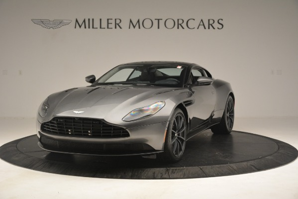 New 2019 Aston Martin DB11 V12 AMR Coupe for sale Sold at Alfa Romeo of Greenwich in Greenwich CT 06830 2