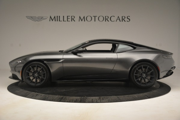 New 2019 Aston Martin DB11 V12 AMR Coupe for sale Sold at Alfa Romeo of Greenwich in Greenwich CT 06830 3