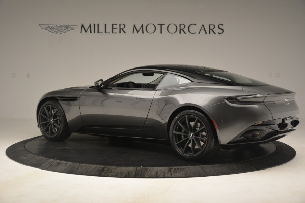 New 2019 Aston Martin DB11 V12 AMR Coupe for sale Sold at Alfa Romeo of Greenwich in Greenwich CT 06830 4