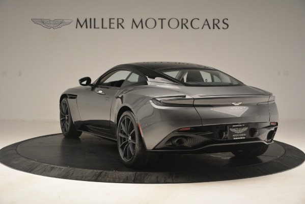New 2019 Aston Martin DB11 V12 AMR Coupe for sale Sold at Alfa Romeo of Greenwich in Greenwich CT 06830 5