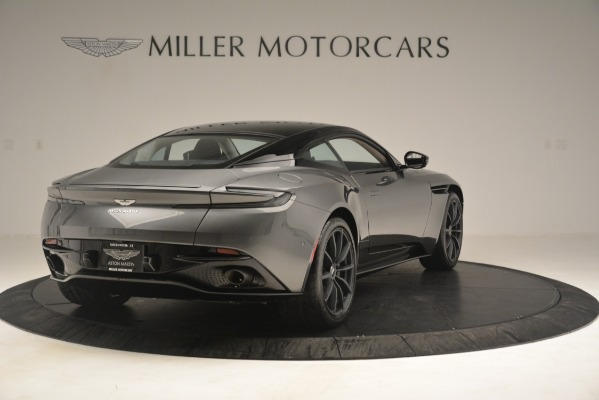 New 2019 Aston Martin DB11 V12 AMR Coupe for sale Sold at Alfa Romeo of Greenwich in Greenwich CT 06830 7