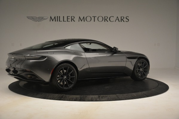 New 2019 Aston Martin DB11 V12 AMR Coupe for sale Sold at Alfa Romeo of Greenwich in Greenwich CT 06830 8