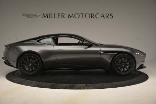 New 2019 Aston Martin DB11 V12 AMR Coupe for sale Sold at Alfa Romeo of Greenwich in Greenwich CT 06830 9