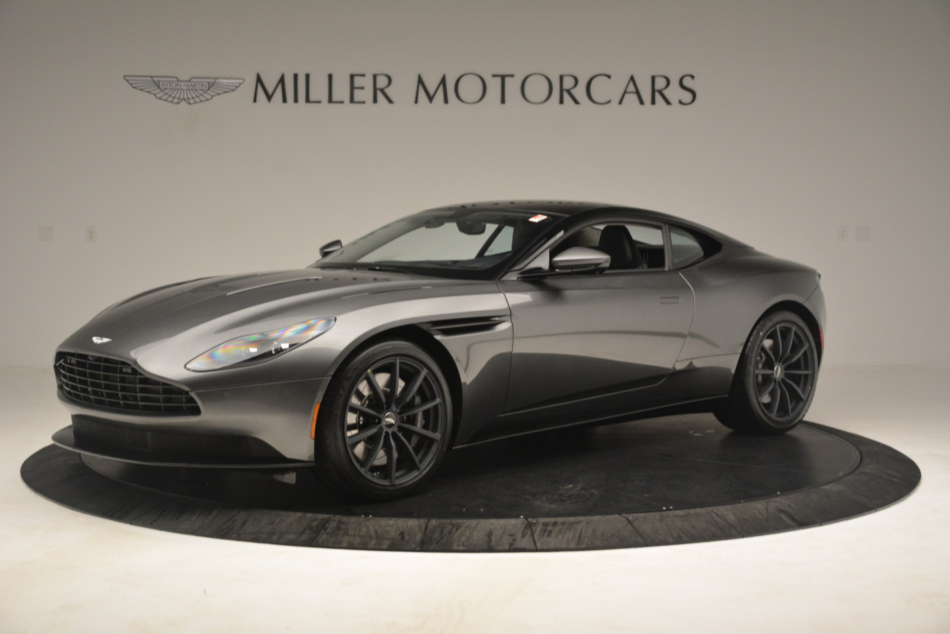 New 2019 Aston Martin DB11 V12 AMR Coupe for sale Sold at Alfa Romeo of Greenwich in Greenwich CT 06830 1