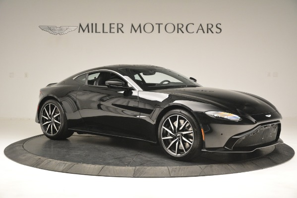 New 2019 Aston Martin Vantage Coupe for sale Sold at Alfa Romeo of Greenwich in Greenwich CT 06830 10