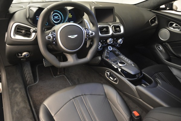 New 2019 Aston Martin Vantage Coupe for sale Sold at Alfa Romeo of Greenwich in Greenwich CT 06830 13