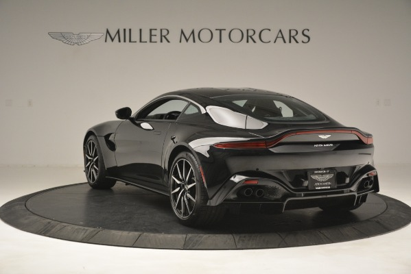New 2019 Aston Martin Vantage Coupe for sale Sold at Alfa Romeo of Greenwich in Greenwich CT 06830 5