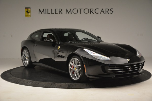 Used 2018 Ferrari GTC4Lusso T for sale Sold at Alfa Romeo of Greenwich in Greenwich CT 06830 11