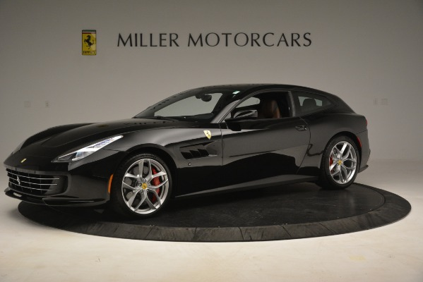 Used 2018 Ferrari GTC4Lusso T for sale Sold at Alfa Romeo of Greenwich in Greenwich CT 06830 2