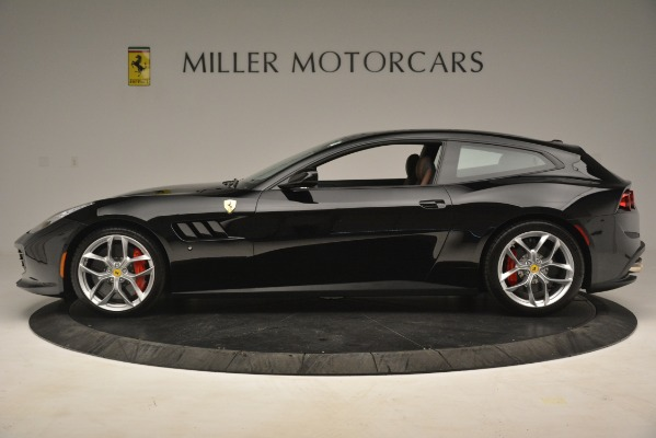 Used 2018 Ferrari GTC4Lusso T for sale Sold at Alfa Romeo of Greenwich in Greenwich CT 06830 3