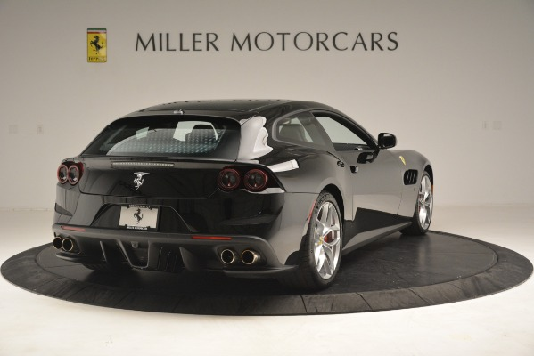 Used 2018 Ferrari GTC4Lusso T for sale Sold at Alfa Romeo of Greenwich in Greenwich CT 06830 7