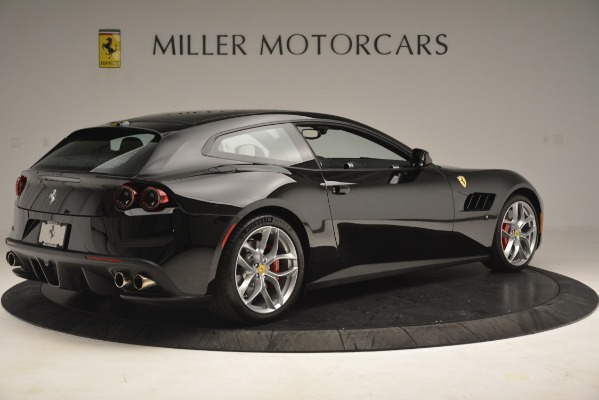 Used 2018 Ferrari GTC4Lusso T for sale Sold at Alfa Romeo of Greenwich in Greenwich CT 06830 8