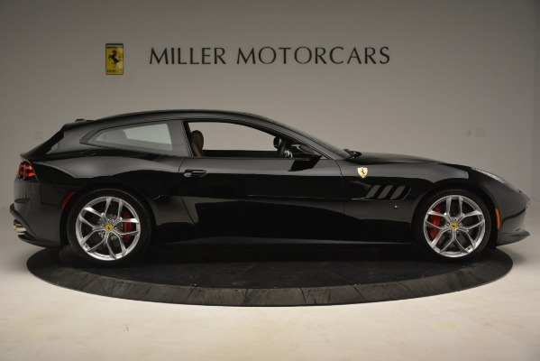 Used 2018 Ferrari GTC4Lusso T for sale Sold at Alfa Romeo of Greenwich in Greenwich CT 06830 9