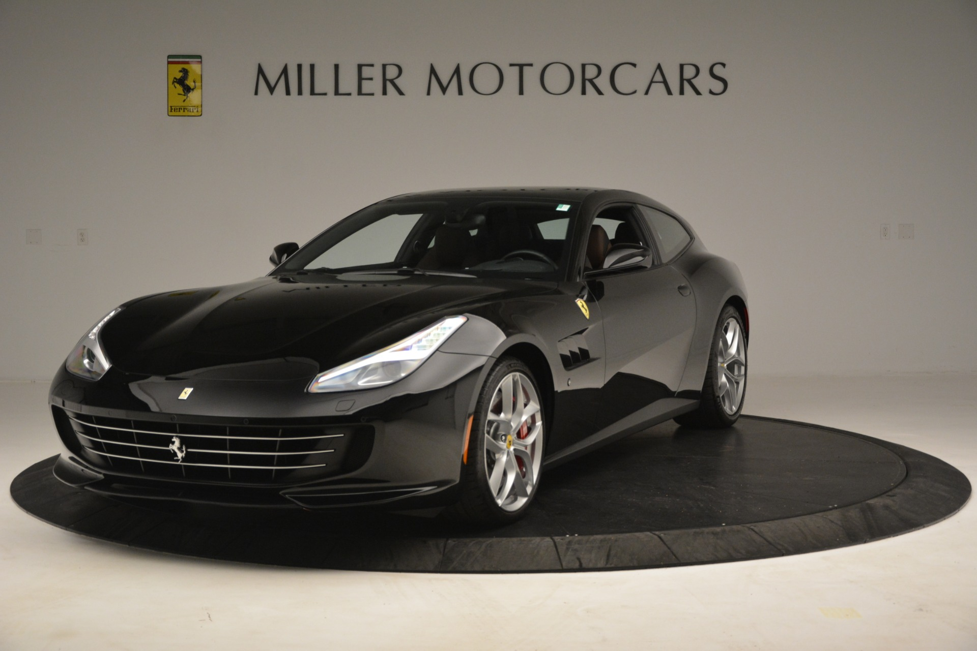 Used 2018 Ferrari GTC4Lusso T for sale Sold at Alfa Romeo of Greenwich in Greenwich CT 06830 1