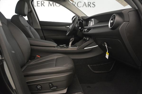 New 2019 Alfa Romeo Stelvio Ti Q4 for sale Sold at Alfa Romeo of Greenwich in Greenwich CT 06830 22