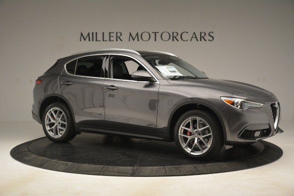 New 2019 Alfa Romeo Stelvio Ti Lusso Q4 for sale Sold at Alfa Romeo of Greenwich in Greenwich CT 06830 10