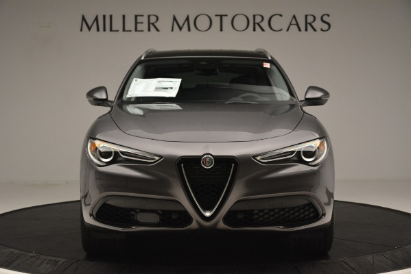 New 2019 Alfa Romeo Stelvio Ti Lusso Q4 for sale Sold at Alfa Romeo of Greenwich in Greenwich CT 06830 12