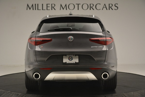 New 2019 Alfa Romeo Stelvio Ti Lusso Q4 for sale Sold at Alfa Romeo of Greenwich in Greenwich CT 06830 6