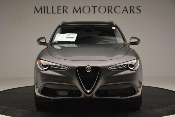 New 2019 Alfa Romeo Stelvio Ti Lusso Q4 for sale $54,390 at Alfa Romeo of Greenwich in Greenwich CT 06830 12