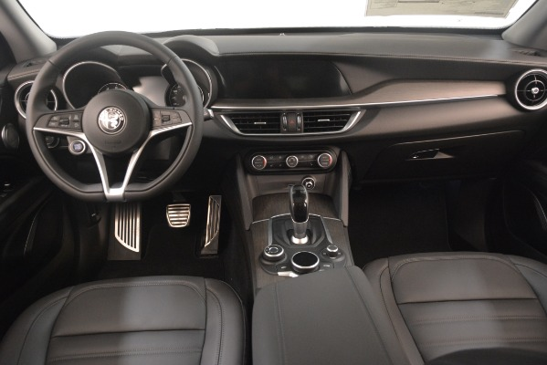 New 2019 Alfa Romeo Stelvio Ti Lusso Q4 for sale $54,390 at Alfa Romeo of Greenwich in Greenwich CT 06830 16