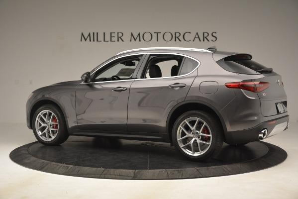 New 2019 Alfa Romeo Stelvio Ti Lusso Q4 for sale $54,390 at Alfa Romeo of Greenwich in Greenwich CT 06830 4