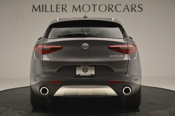 New 2019 Alfa Romeo Stelvio Ti Lusso Q4 for sale $54,390 at Alfa Romeo of Greenwich in Greenwich CT 06830 6