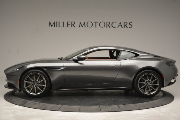 New 2019 Aston Martin DB11 V8 for sale Sold at Alfa Romeo of Greenwich in Greenwich CT 06830 3