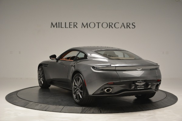 New 2019 Aston Martin DB11 V8 for sale Sold at Alfa Romeo of Greenwich in Greenwich CT 06830 5