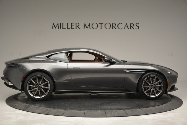 New 2019 Aston Martin DB11 V8 for sale Sold at Alfa Romeo of Greenwich in Greenwich CT 06830 9