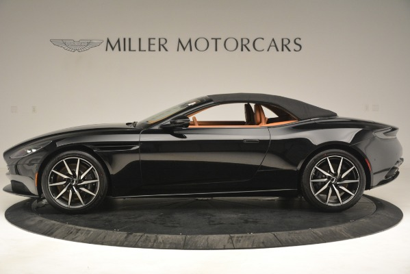 New 2019 Aston Martin DB11 V8 Convertible for sale Sold at Alfa Romeo of Greenwich in Greenwich CT 06830 14