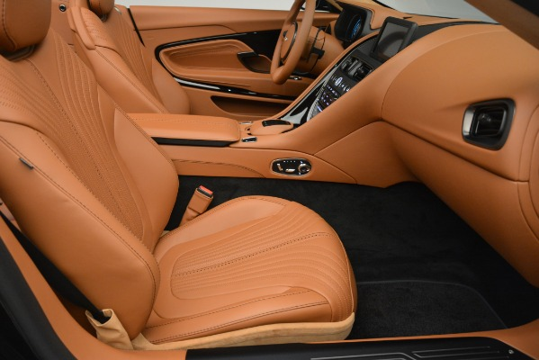 New 2019 Aston Martin DB11 V8 Convertible for sale Sold at Alfa Romeo of Greenwich in Greenwich CT 06830 25