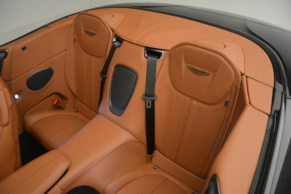 New 2019 Aston Martin DB11 V8 Convertible for sale Sold at Alfa Romeo of Greenwich in Greenwich CT 06830 27