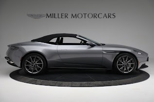 New 2019 Aston Martin DB11 V8 Convertible for sale Sold at Alfa Romeo of Greenwich in Greenwich CT 06830 15