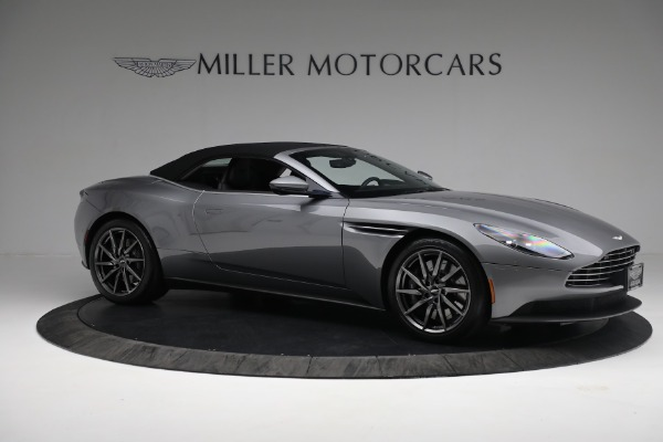 New 2019 Aston Martin DB11 V8 Convertible for sale Sold at Alfa Romeo of Greenwich in Greenwich CT 06830 16