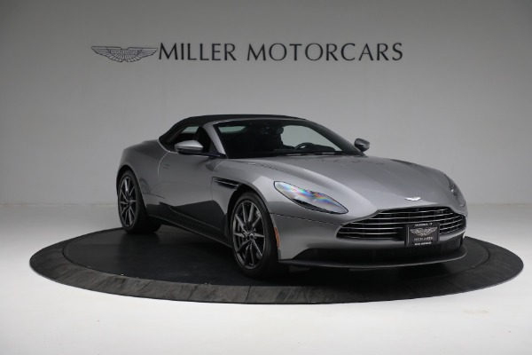 New 2019 Aston Martin DB11 V8 Convertible for sale Sold at Alfa Romeo of Greenwich in Greenwich CT 06830 17