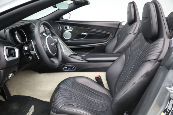 New 2019 Aston Martin DB11 V8 Convertible for sale Sold at Alfa Romeo of Greenwich in Greenwich CT 06830 18
