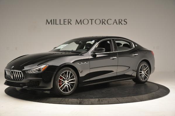 New 2019 Maserati Ghibli S Q4 for sale Sold at Alfa Romeo of Greenwich in Greenwich CT 06830 2