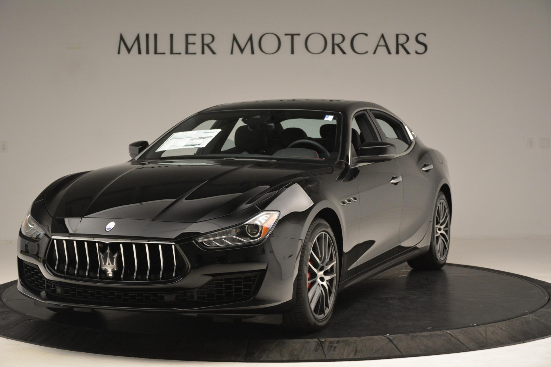 New 2019 Maserati Ghibli S Q4 for sale Sold at Alfa Romeo of Greenwich in Greenwich CT 06830 1