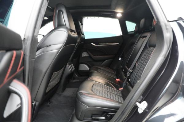 New 2019 Maserati Levante GTS for sale Sold at Alfa Romeo of Greenwich in Greenwich CT 06830 16